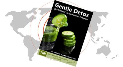 Natural detoxification program