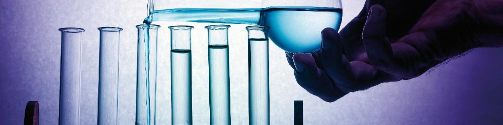 Chelation - test tube